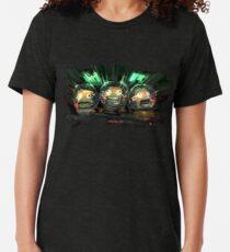 Kerbal Space Program Art Tri-blend T-Shirt