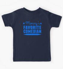 Mommy's Favorite Comedian Kids Tee