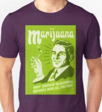 Marijuana funny T-Shirt
