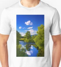 Reflection in the River T-Shirt
