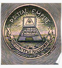 Digital Empire Poster