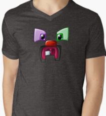The Toothed Creeper Men's V-Neck T-Shirt