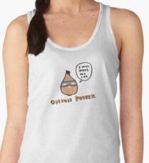 Onion Power Women's Tank Top