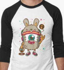 Weird DJ Men's Baseball ¾ T-Shirt