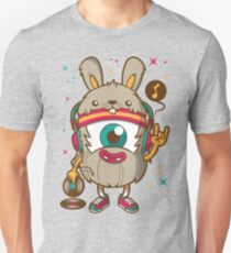 Weird DJ Unisex T-Shirt