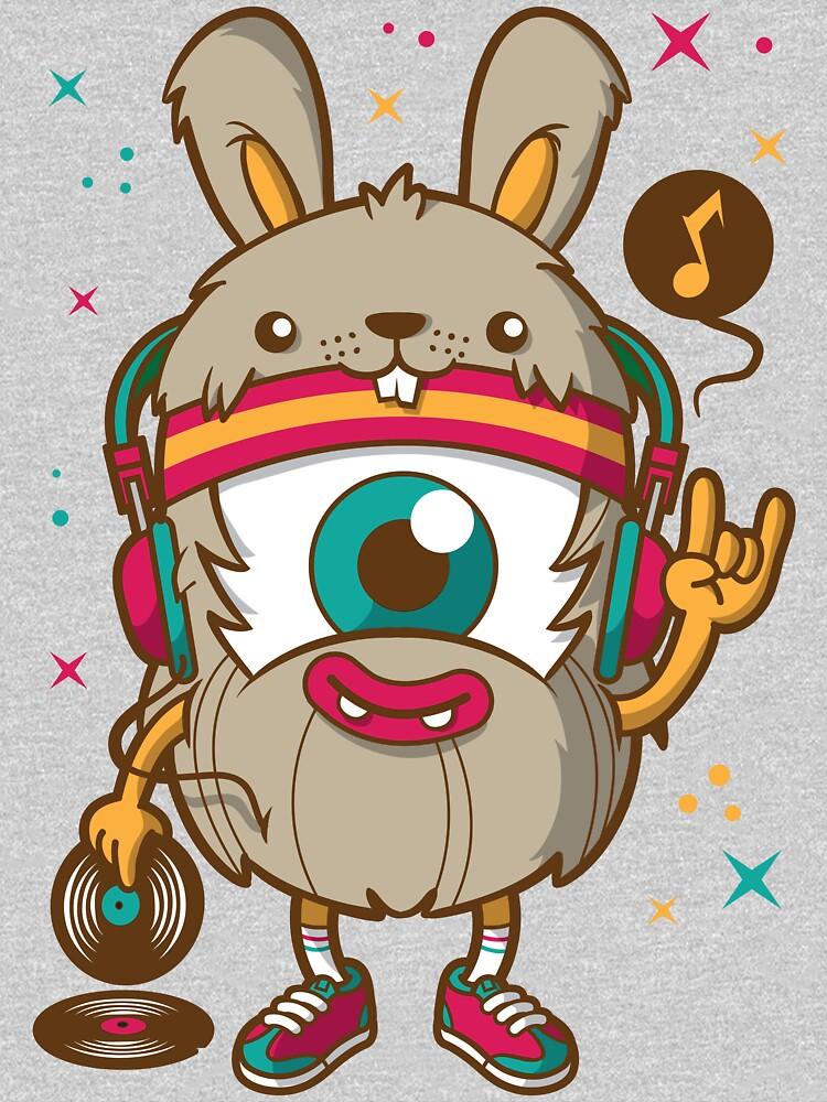 Weird DJ de TokyoCandies