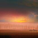 Sunset Gallop by Igor Zenin