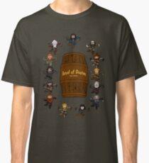 Bilbo's Barrel of Dwarves Classic T-Shirt