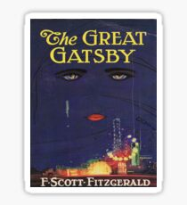 Gatsby Sticker