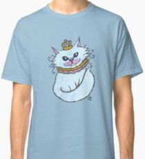 Little Blue Cheshire Classic T-Shirt