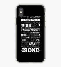 One Tree Hill Quote - iPhone Case  iPhone Case