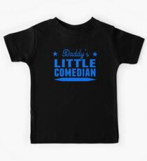 Daddy's Little Comedian Kids Clothes