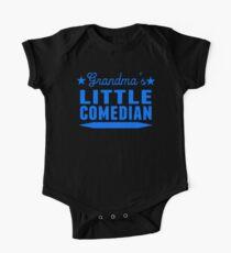 Grandma's Little Comedian Kids Clothes