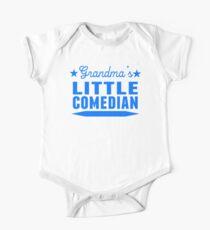 Grandma's Little Comedian One Piece - Short Sleeve