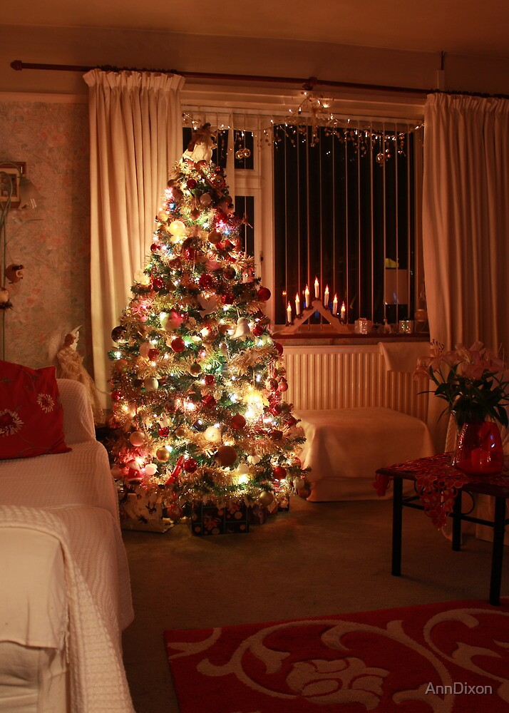 Home for Christmas by AnnDixon