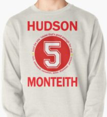 Cory Monteith Pullover Sweatshirt