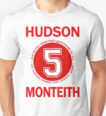 Cory Monteith Unisex T-Shirt