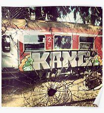Bullet Train Poster