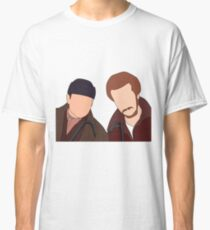 Harry and Marv, Home Alone Faceless Classic T-Shirt