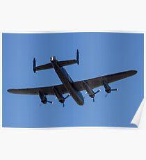 Avro Lancaster B.1 PA474 KC-A Poster