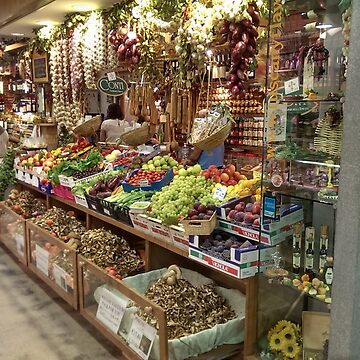 Florence markets by M0les2013