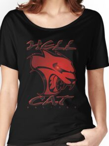 Hellcat Glare Women's Relaxed Fit T-Shirt