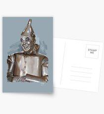 The Tin Man Postcards