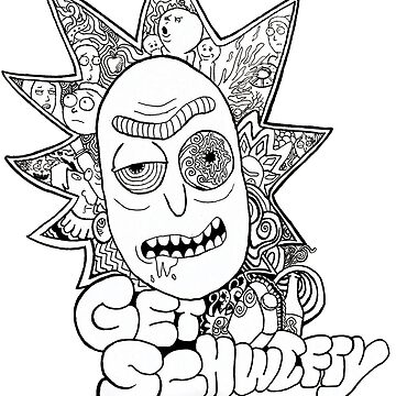 Get Schwifty by Solvonian