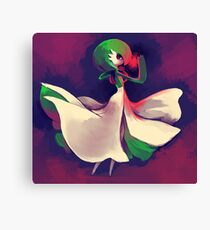 Gardevoir used Shadow Ball  Canvas Print