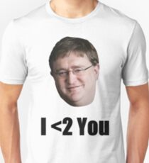 We <2 You Too Gabe Unisex T-Shirt