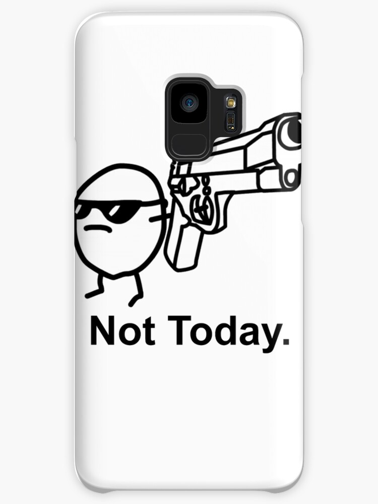 the not today asdfmovie phone case tribute galaxy fit cases Kryptek Gun Skins the not today asdfmovie phone case tribute galaxy fit