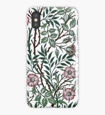 William Morris Wild Rose Wallpaper iPhone Case/Skin