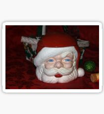 Cookies For Santa Sticker