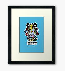 Lil Mumm-ra Framed Print