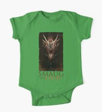 Smaug And The Thief One Piece - Short Sleeve