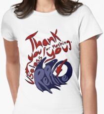 Thank You For Nothing, You Useless Reptile (HTTYD) Women's Fitted T-Shirt
