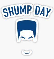 Shump Day (Iman Shumpert T-Shirt) Sticker