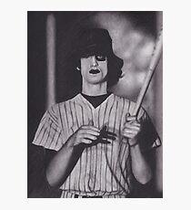 Baseball Furies Photographic Print