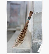 Broom Poster