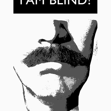 Anchorman 2: I Am Blind by teybannerman