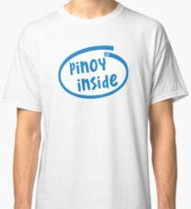Pinoy Inside Classic T-Shirt