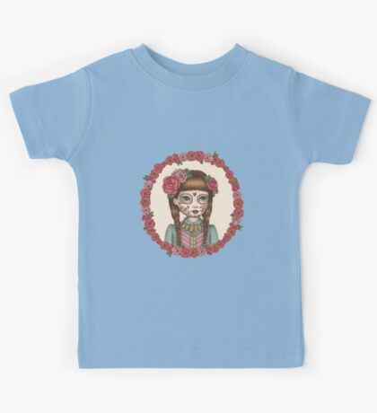 The Little Sister - Sugarskull sisters Kids Clothes