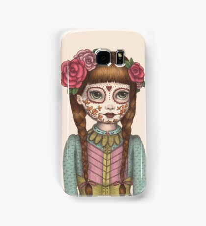 The Little Sister - Sugarskull sisters Samsung Galaxy Case/Skin