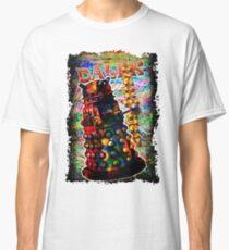 Dalek - Exterminate! by Mark Compton Classic T-Shirt
