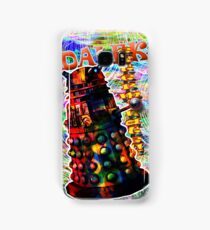 Dalek - Exterminate! by Mark Compton Samsung Galaxy Case/Skin