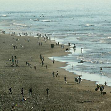 Ocean Beach by Lazzolino