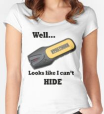 Stud Finder Women's Fitted Scoop T-Shirt