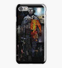 Battlefield Typography iPhone Case/Skin