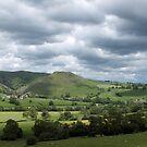 Thorpe Cloud June 2013 by Paul  Green