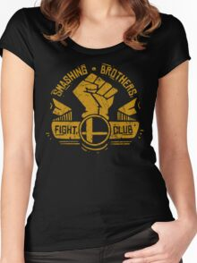 Smashing Brothers Women's Fitted Scoop T-Shirt